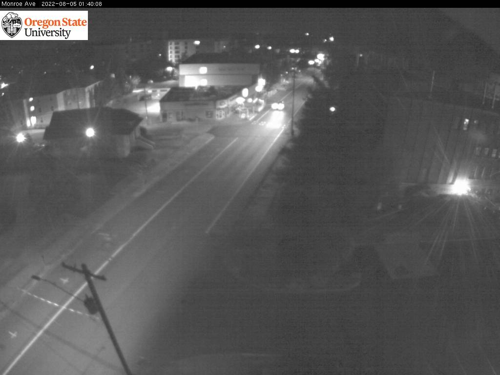 Current OSU Camera for Monroe Ave.